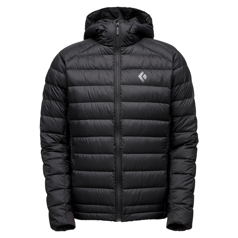 Cold Forge Down Hoody Black