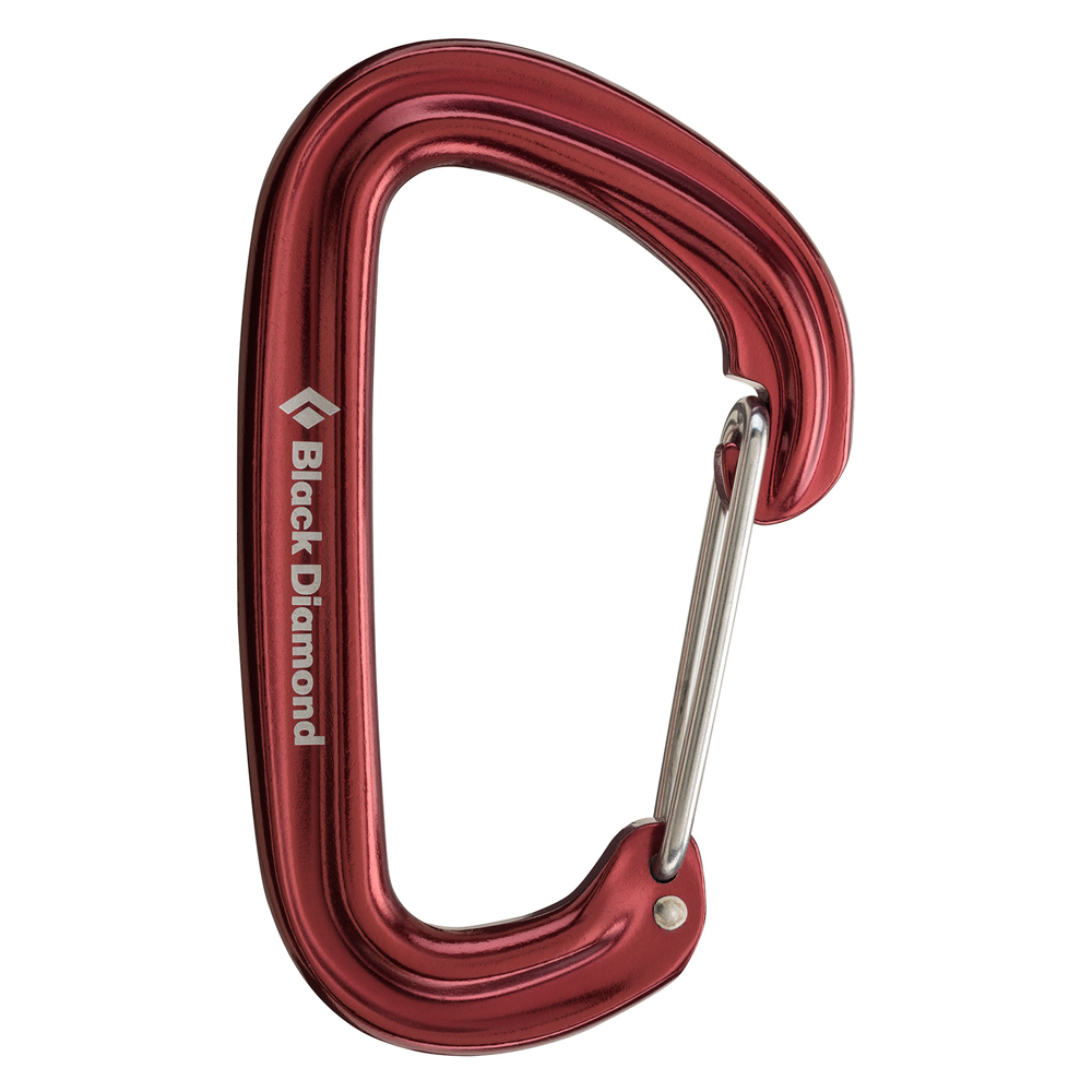 Neutrino Carabiner Red Black Diamond