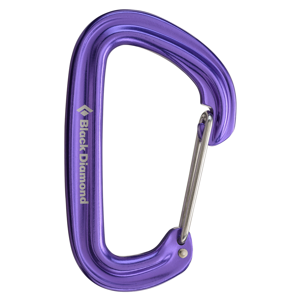 Neutrino Carabiner Purple