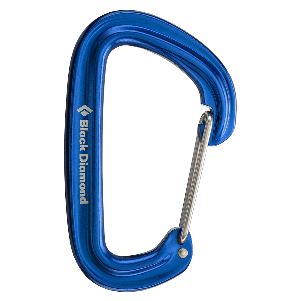 Neutrino Carabiner Blue Black Diamond
