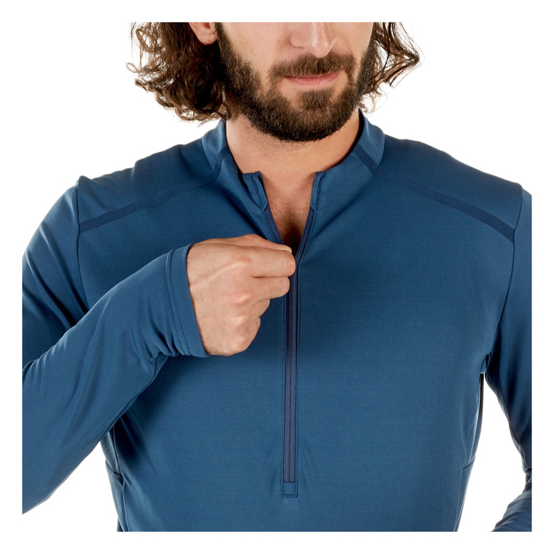 Atacazo Light Zip Pull Men Jay
