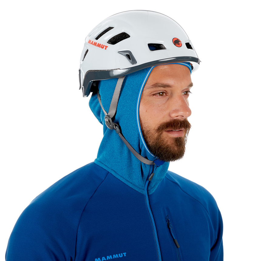 Aconcagua Pro Hooded Jacket Men Ultramarine / Imperial Melange