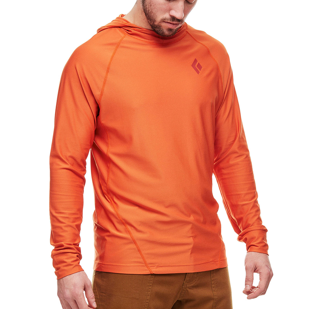 Black Diamond Alpenglow Hoody Redwood