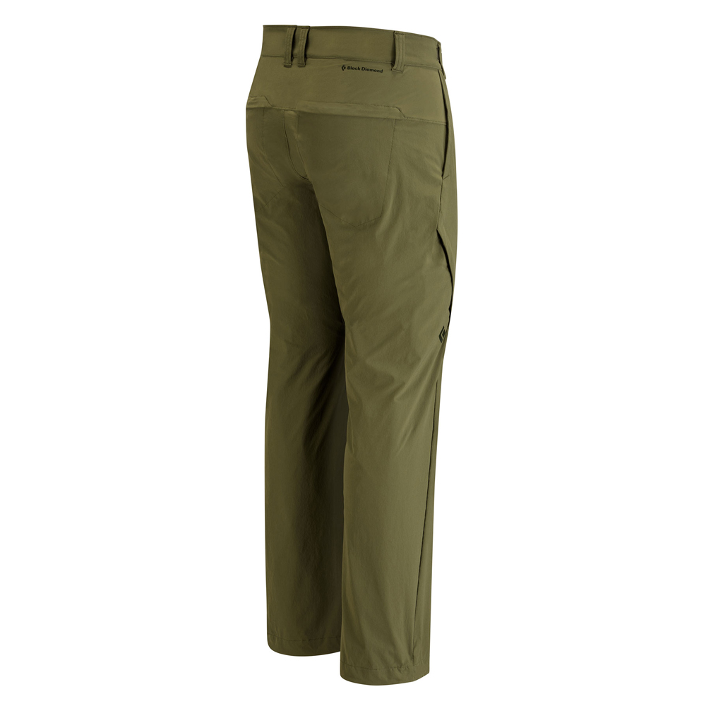 Black Diamond Alpine Light Pants Burnt Olive