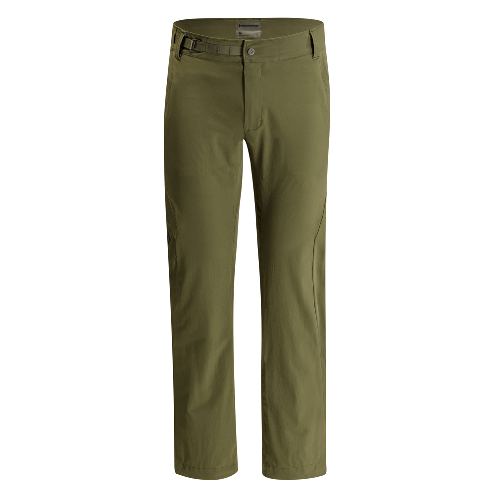 Alpine Light Pants Burnt O ...