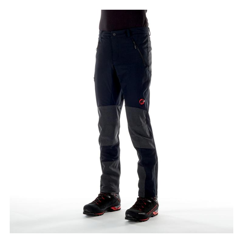 best loved e4a6c bb5ba Mammut Base Jump Softshell Pants Men Black