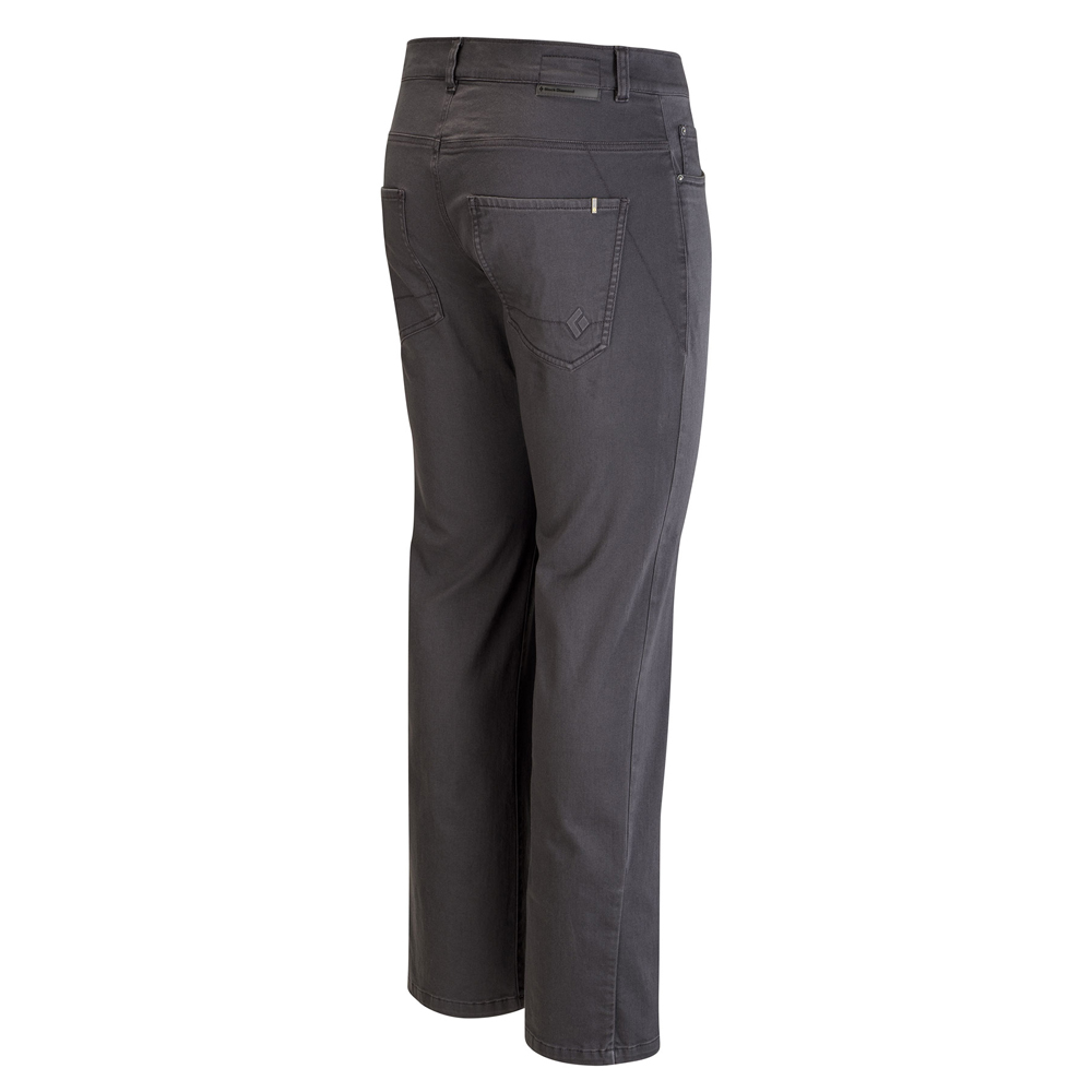 Stretch Font Pants Slate