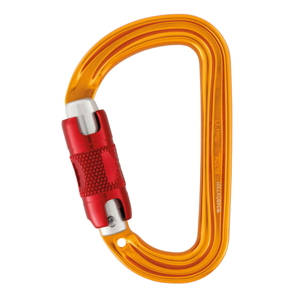 Sm'D TWIST-LOCK Petzl