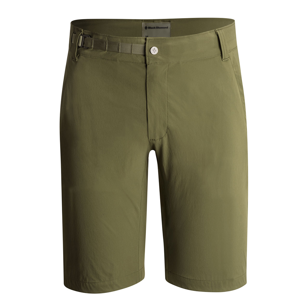 Valley Shorts Burnt Olive Black Diamond