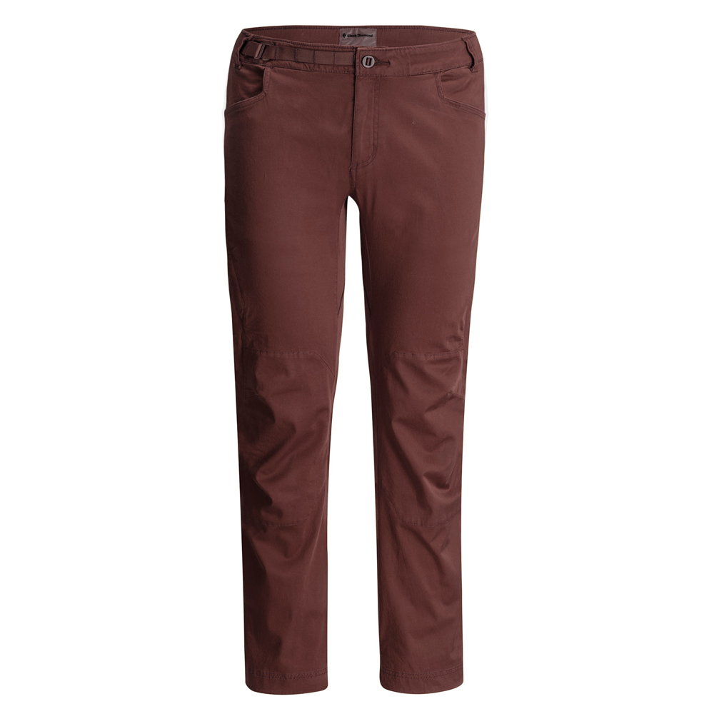 Credo Pants Mocha Black Diamond