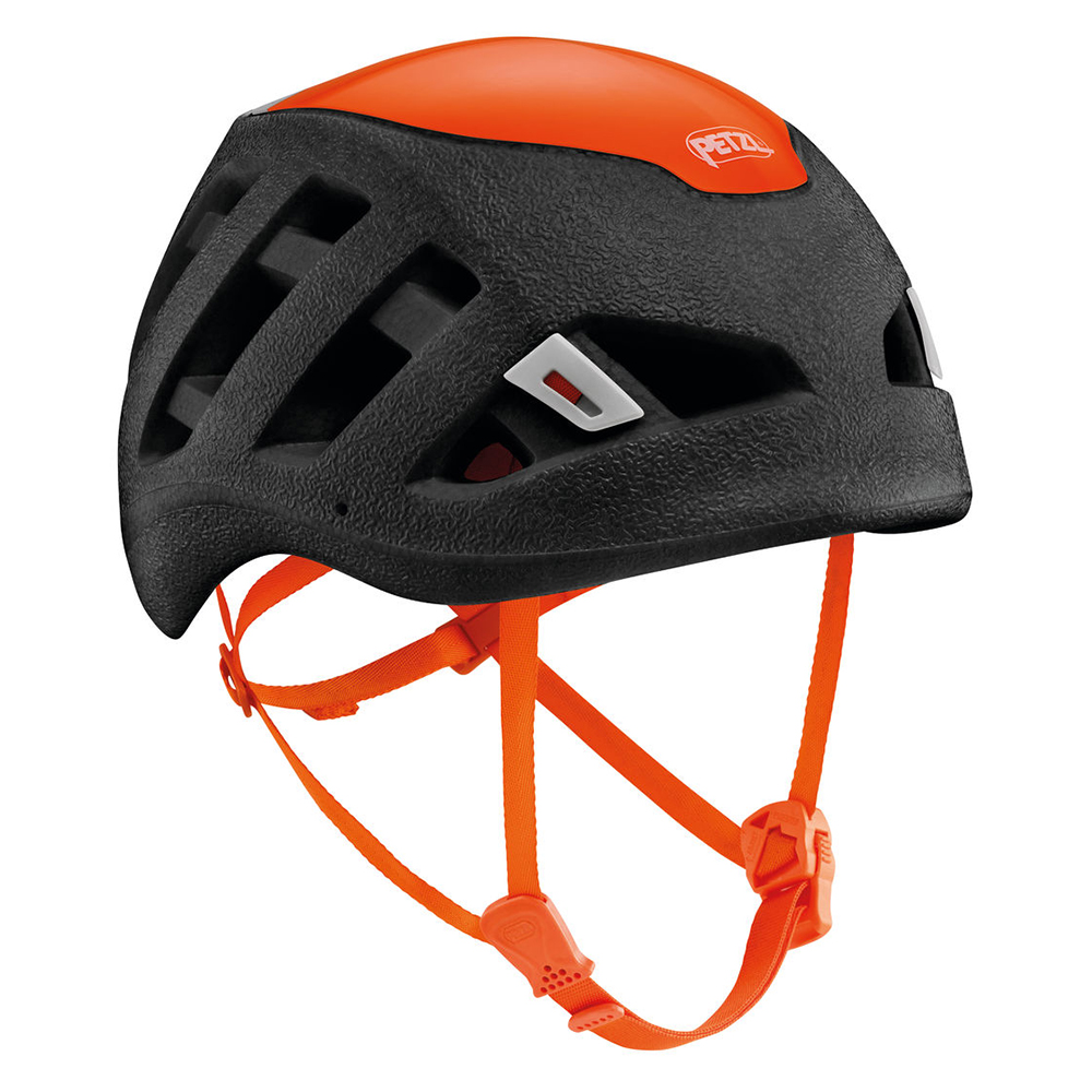 Sirocco Black / Orange Petzl