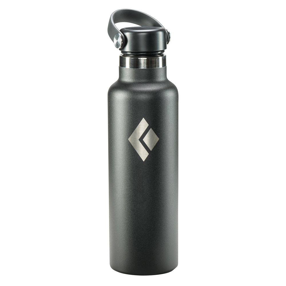 BD Hydro Flask 21 oz Water Bottle Black Diamond