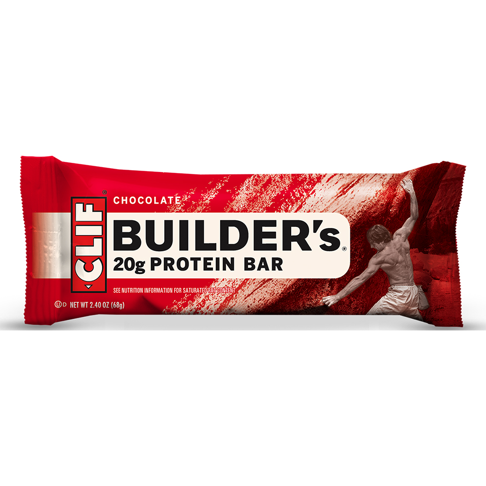 Builder's Chocolate Clif Bar