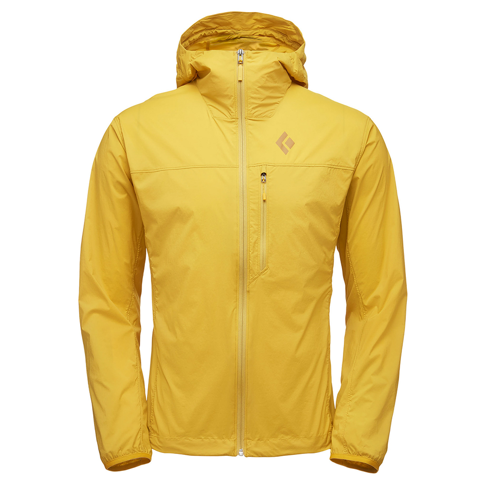 Alpine Start Hoody Ochre Black Diamond