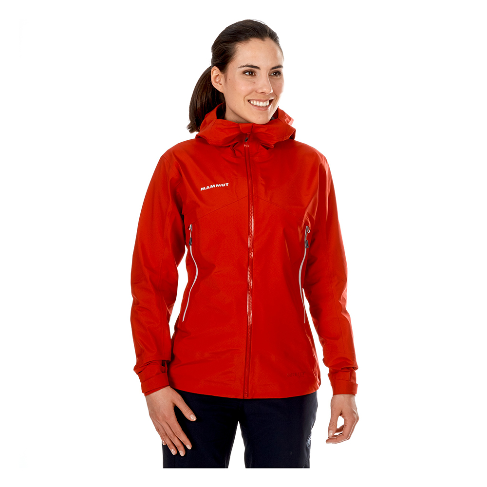 Mammut Meron Light Hard Shell Women MAGMA