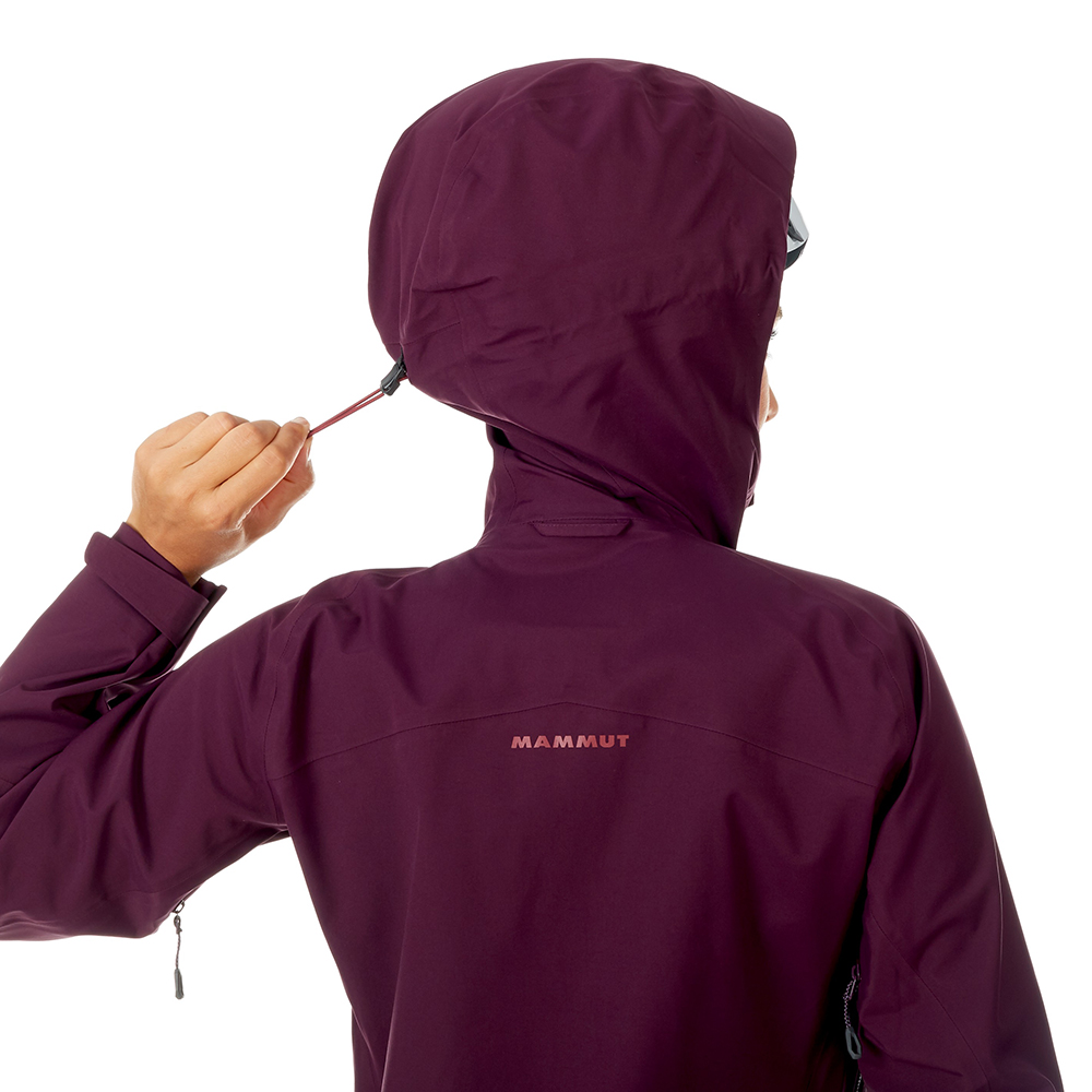 Magic Wood Hoody Carbon