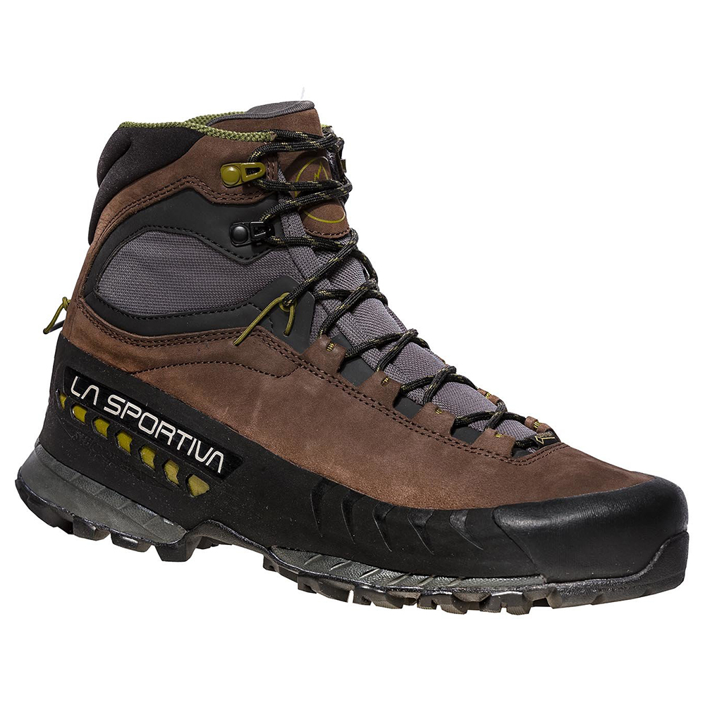 TX5 Gore-Tex Chocolate / Avocado La Sportiva