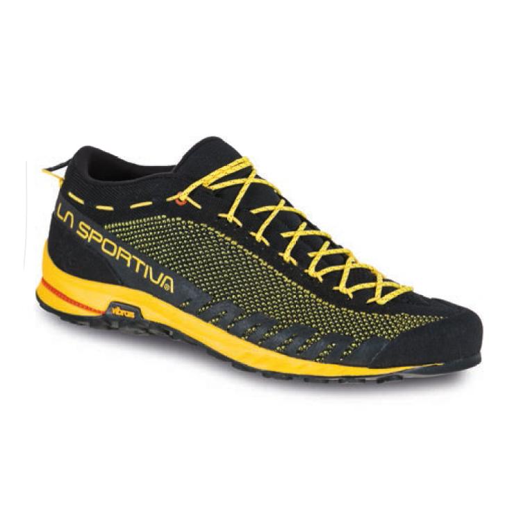 TX2 Black / Yellow La Sportiva