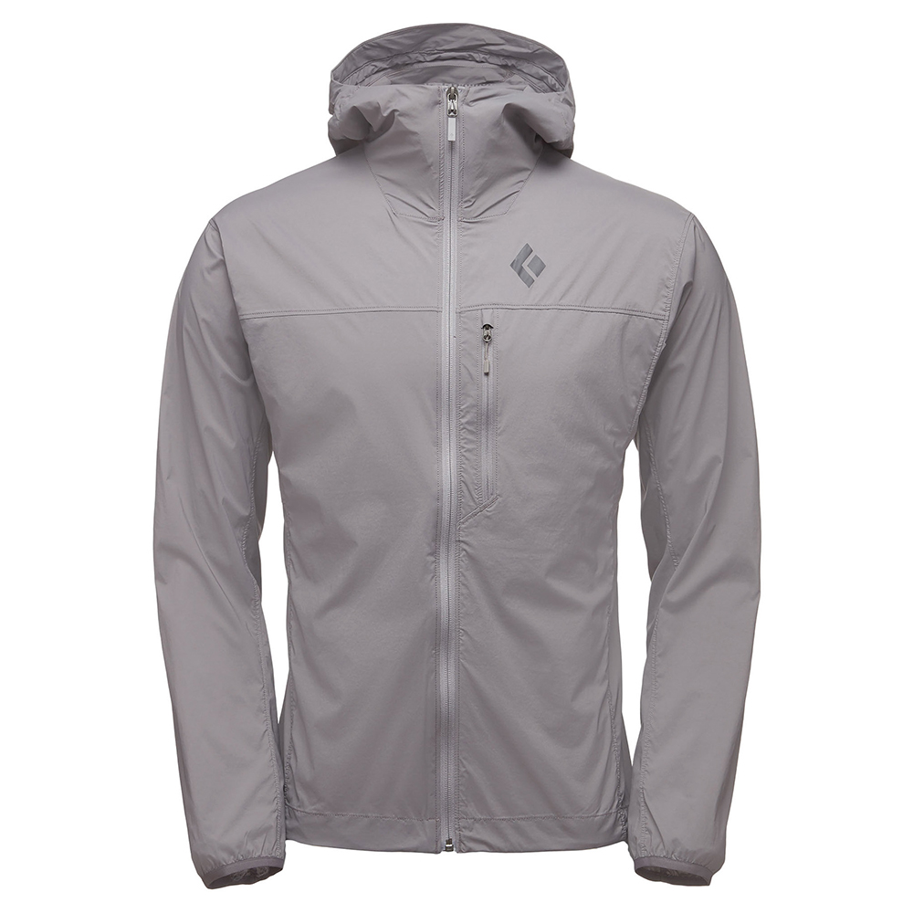 Alpine Start Hoody Ash Black Diamond