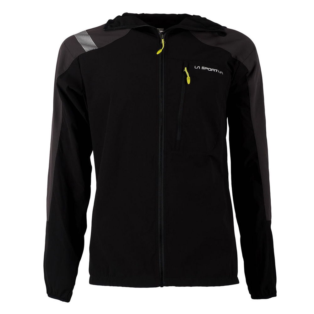 TX Light Jacket Black