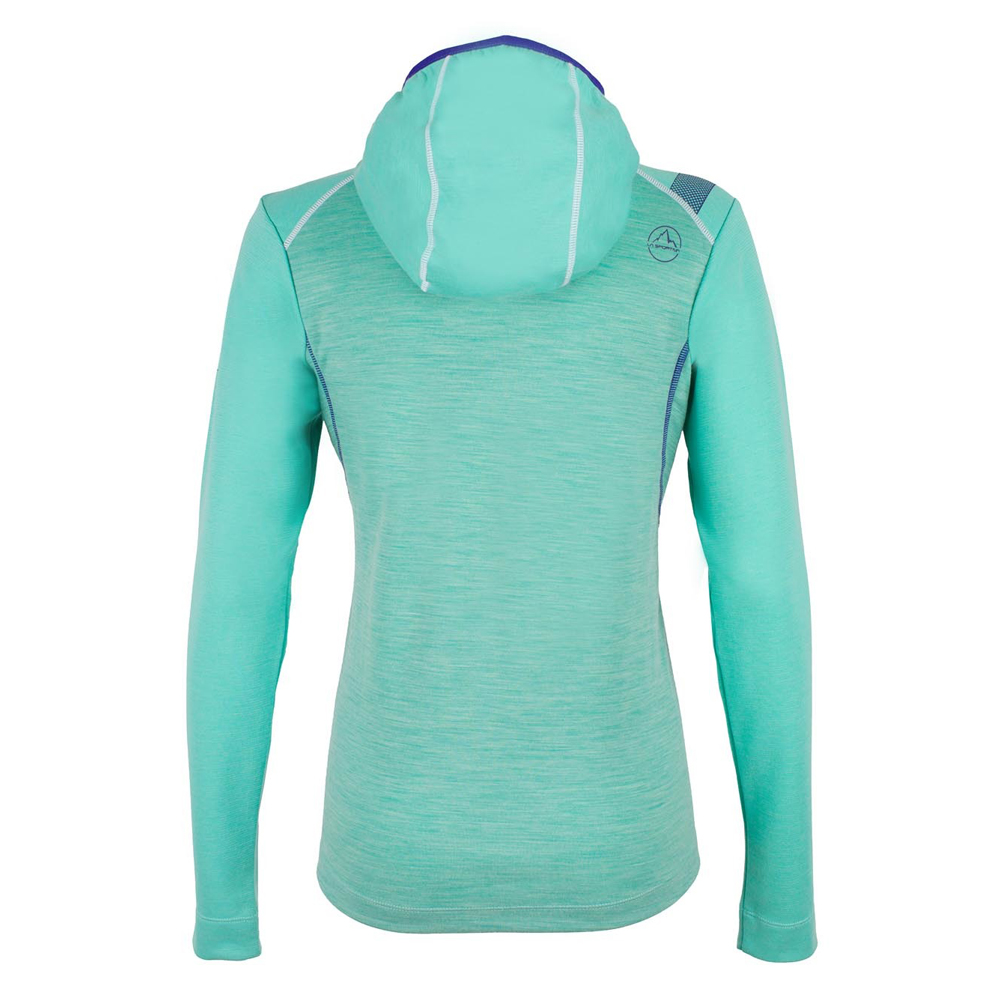 Saturn Hoody Woman Mint