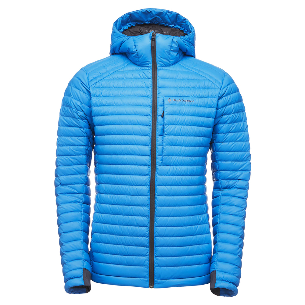 Forge Down Hoody Bluebird