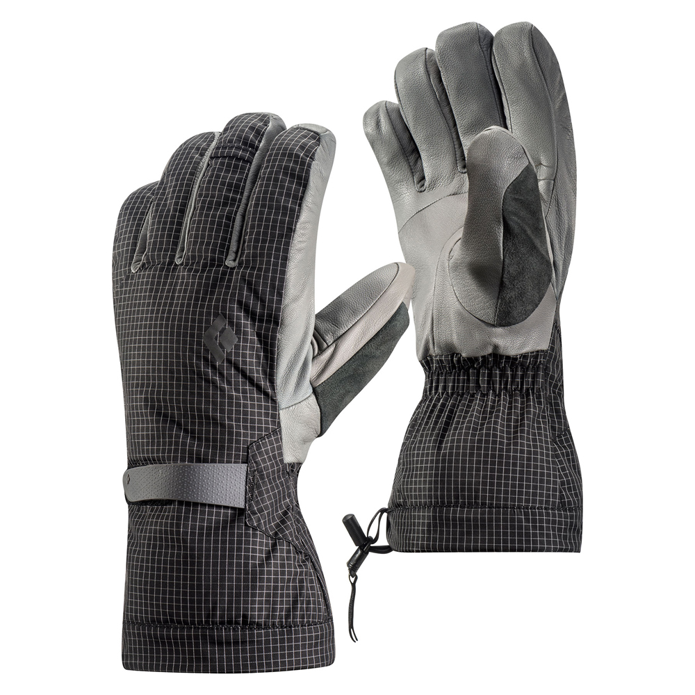 Helio Three-In-One Gloves Black Diamond