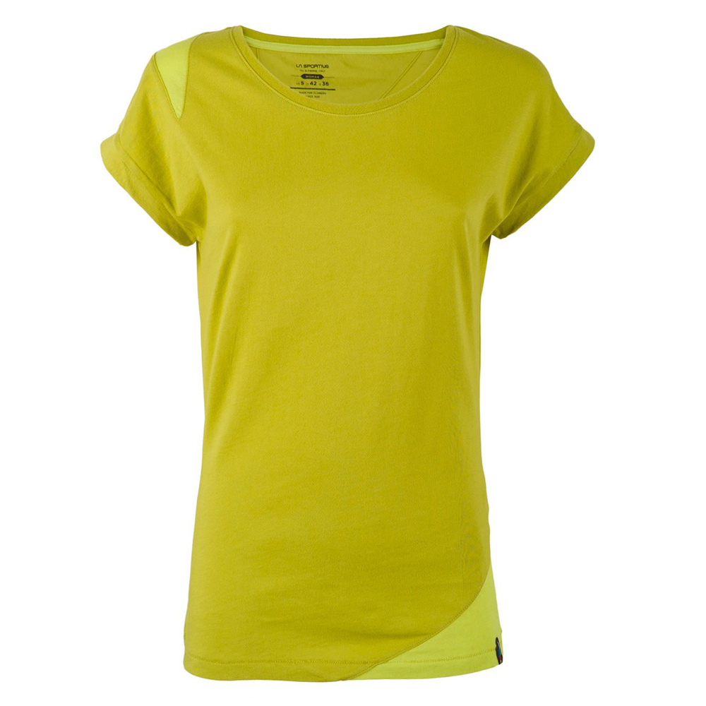 Chimney T-Shirt Woman Citronelle / Sulphur