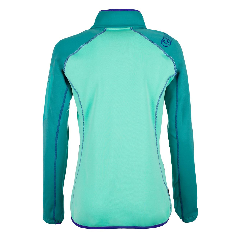 Stellar Pullover Woman Mint / Emerald