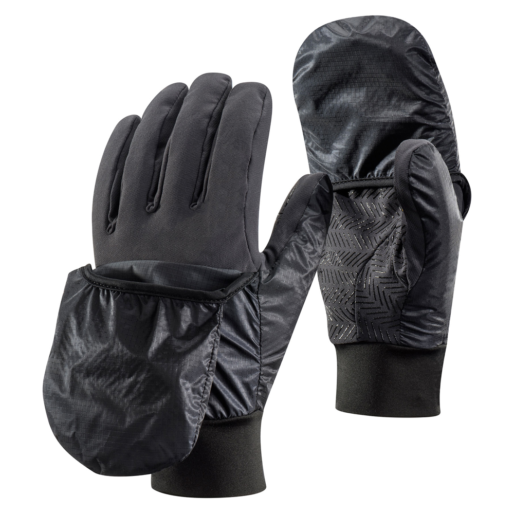 Wind Hood Softshell Gloves Black Diamond