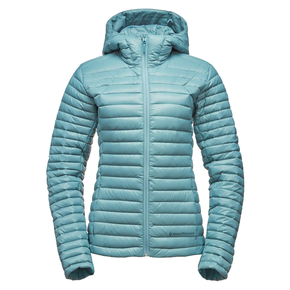 Forge Down Hoody Women's Caspian Black Diamond