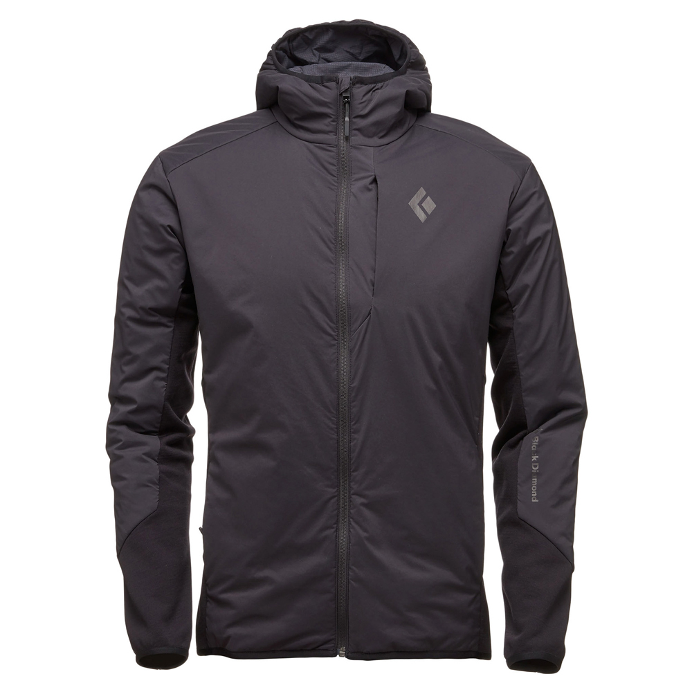 First Light Hybrid Hoody Smoke Black Diamond