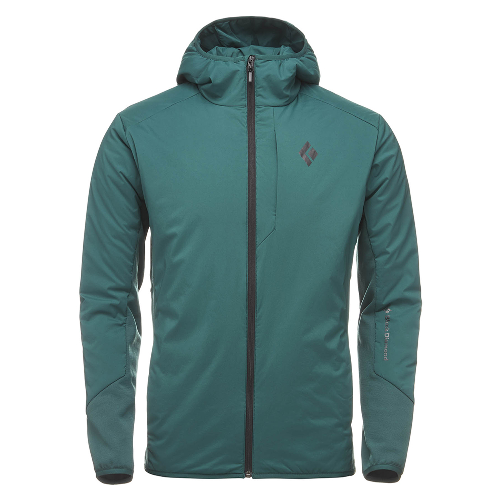 First Light Hybrid Hoody Baltic