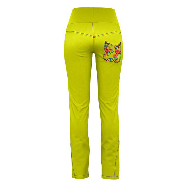 Gulliver Pants Forest Crazy Idea