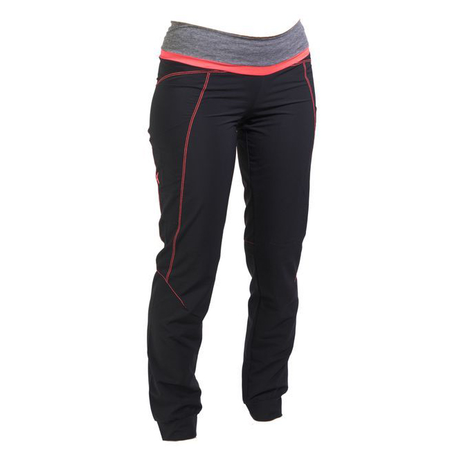 Exit Pants Woman Gray / Melange Crazy Idea