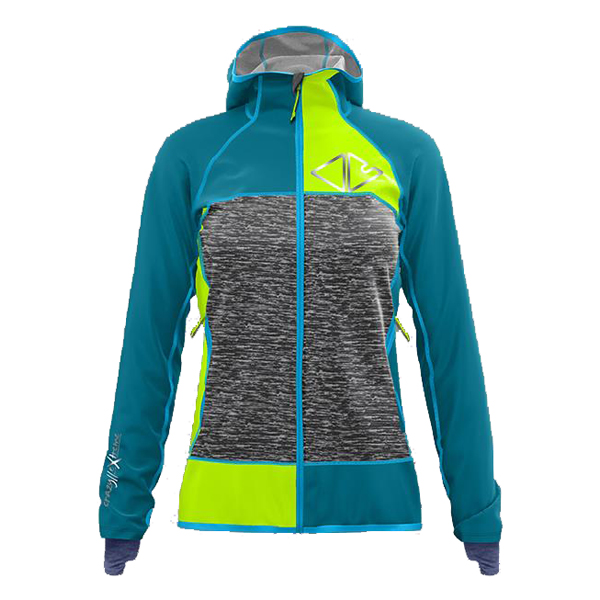 Twister Jkt Woman Lime Crazy Idea