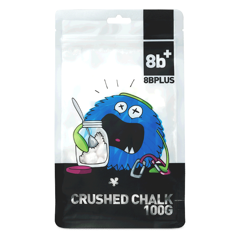 100 G CRUSHED CHALK 8B+