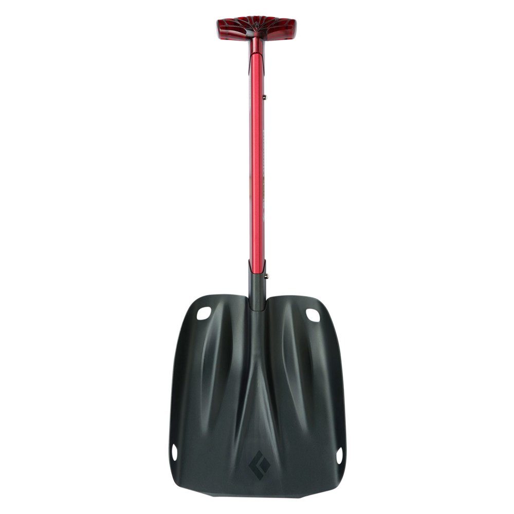 Transfer 3 Shovel Fire Red Black Diamond