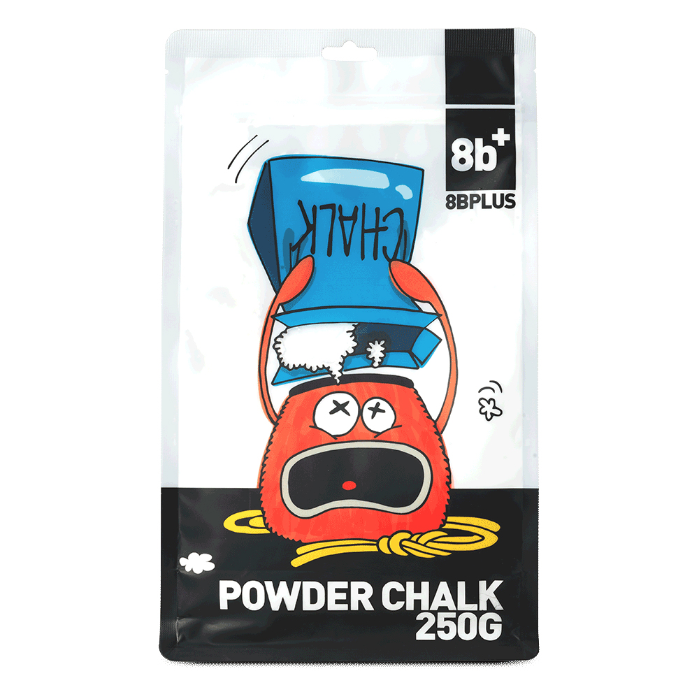 8B+ 250 G POWDER CHALK