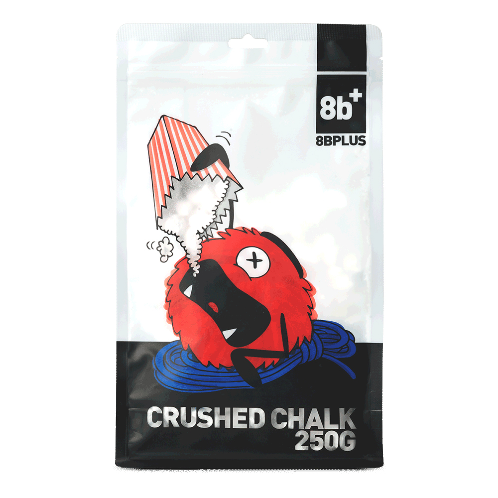 250 G CRUSHED CHALK 8B+
