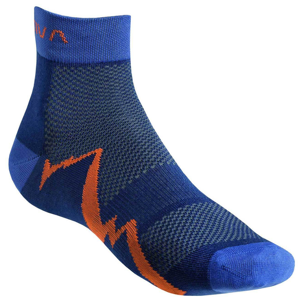 Short Distance Socks Ocean / Flame