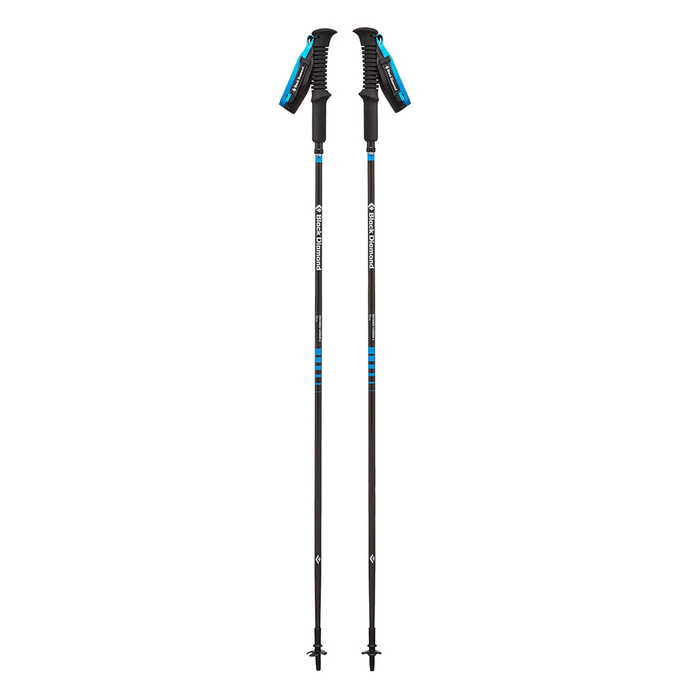 Distance Carbon Z Trekking Poles Black Diamond