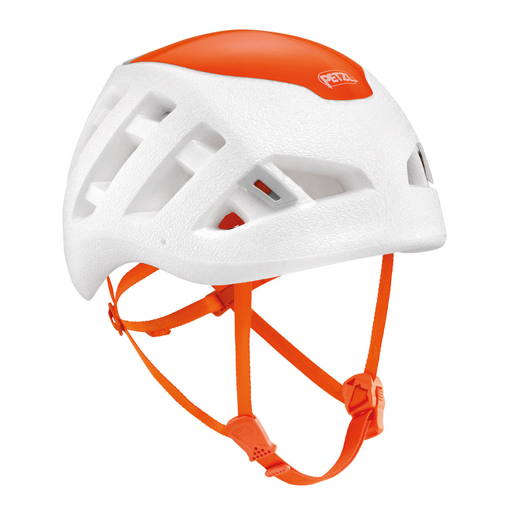 Sirocco White / Orange Petzl
