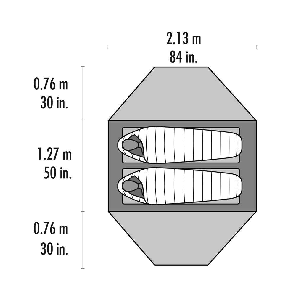 Палатка I-Tent Black Diamond