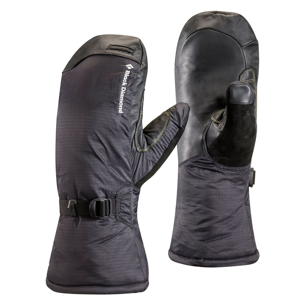 Super Light Mitts Black