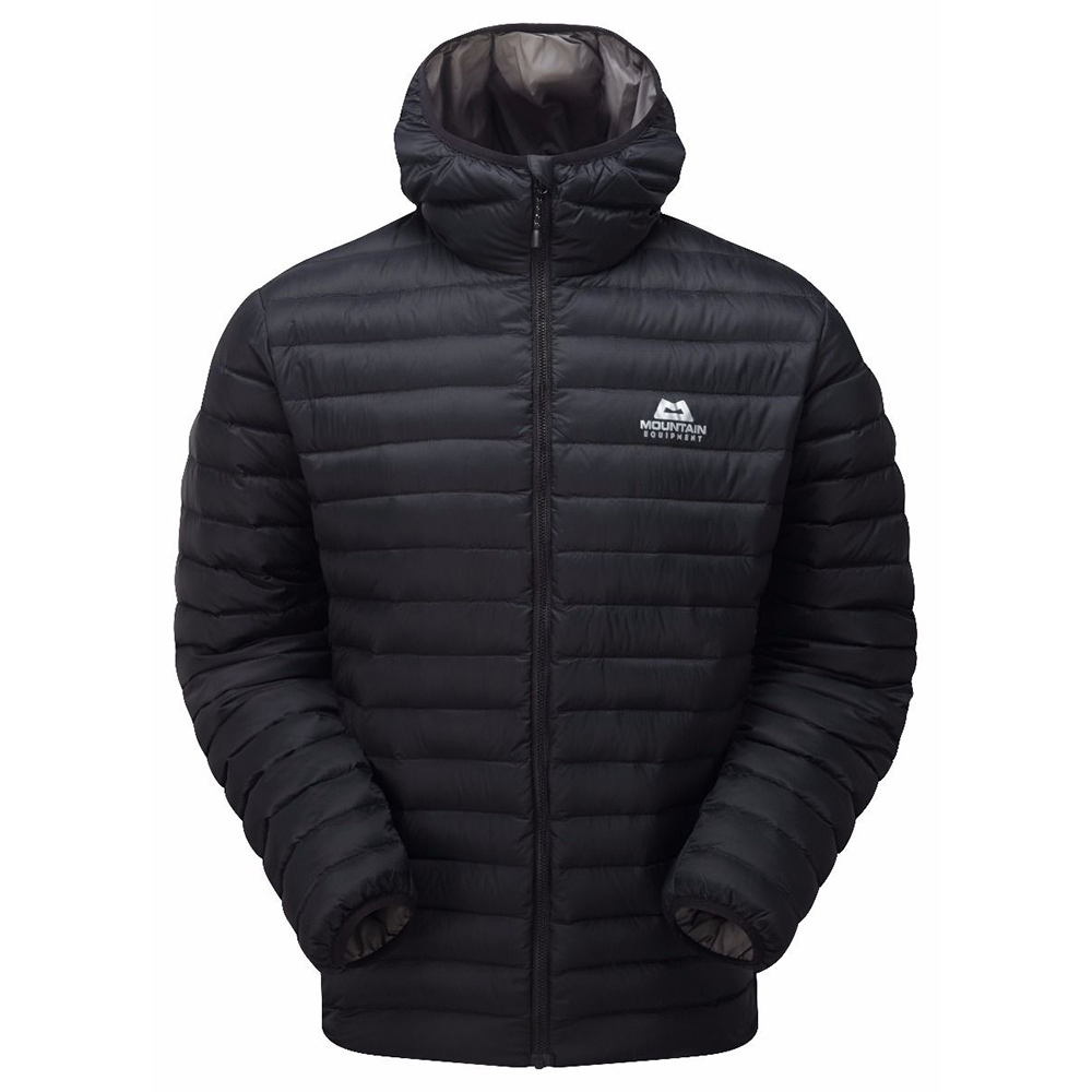 Mountain Equipment Arete Hooded Jacket Black