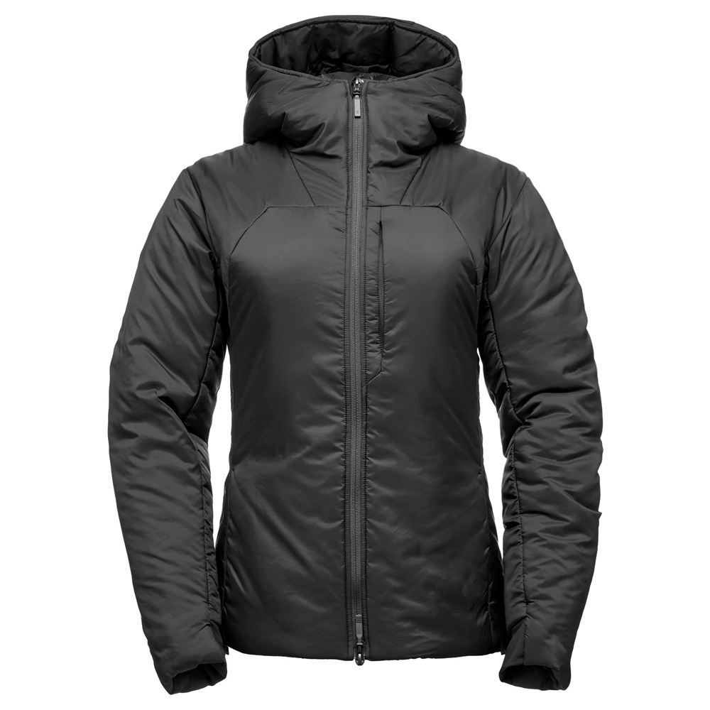Stance Belay Parka Women's Black Black Diamond