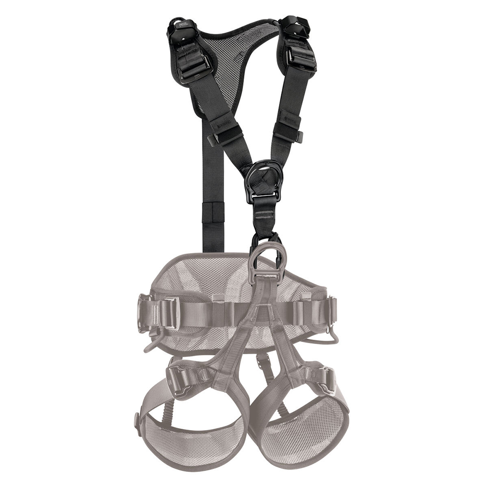 Petzl TOP Black