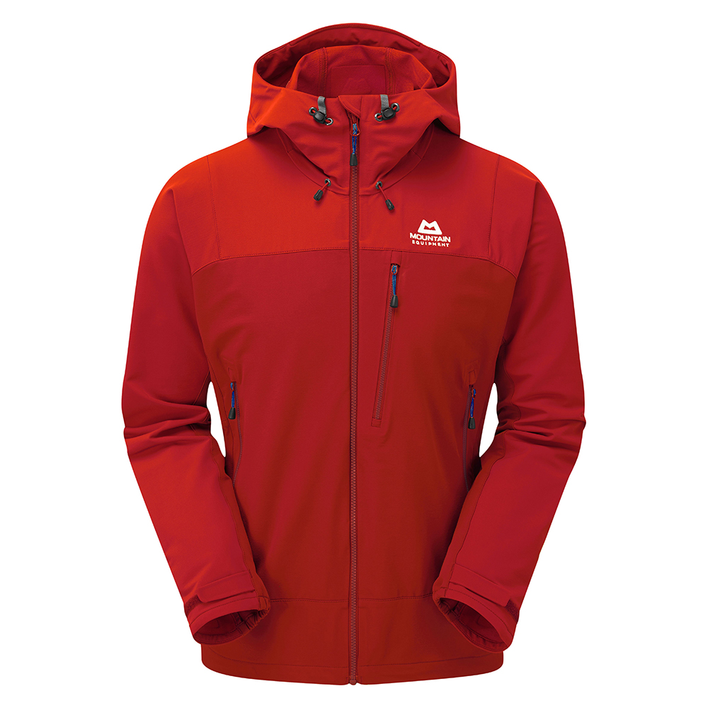 Mountain Equipment Mission Jacket Barbados Red