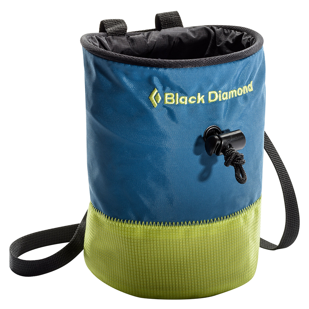 Large Mojo Repo Chalk Bag Green Black Diamond